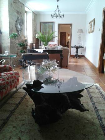 Casa A Pedreira: SALA