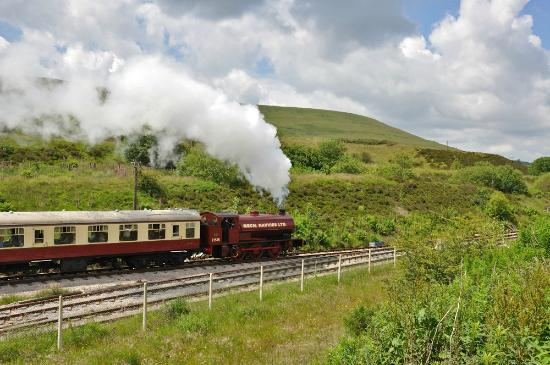 Pontypool and Blaenavon Railway : Heading for Furnace Sidings