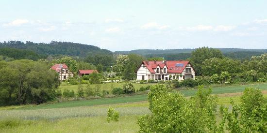 Western Pomerania Province, Pologne : Dolina Płoni koło Barlinka
