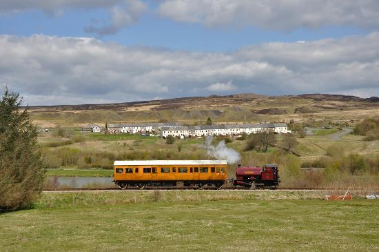Pontypool and Blaenavon Railway : Drifting downhill