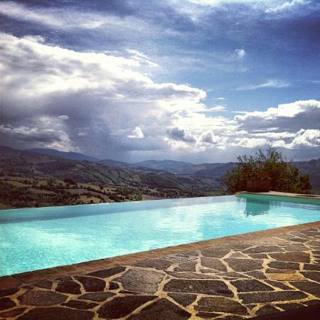 Bellaugello: The pool
