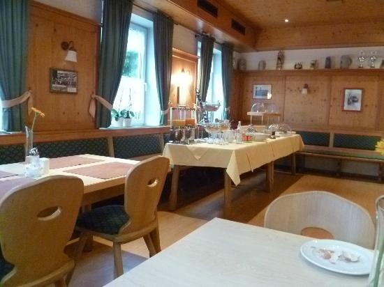 Landgasthof Euringer Reichler : dining room