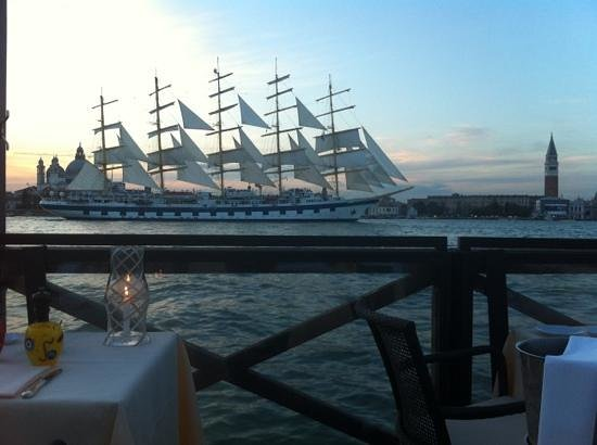 Cip's Club Belmond Hotel Cipriani : beautiful views from cips