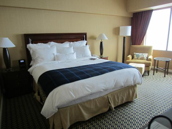 JW Marriott Hotel Lima: Comfortable Bed