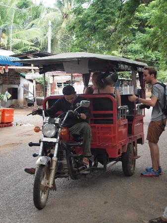 Hotel Royal: Tuk-Tuk Tour mit Som Dollar