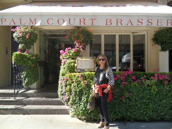 Palm Court: EXTERIOR