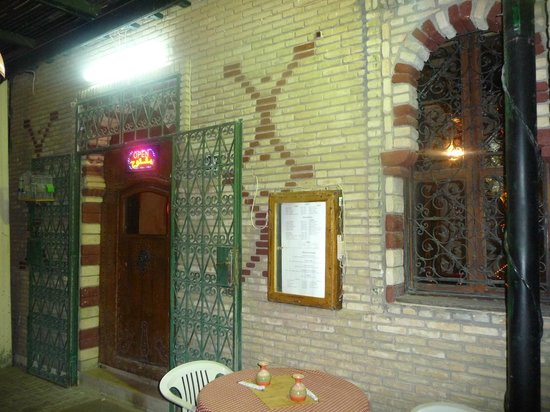 Top 7 restaurants in Tozeur, Tunisia