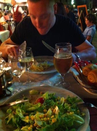 Ristorante San Stefano : our meal