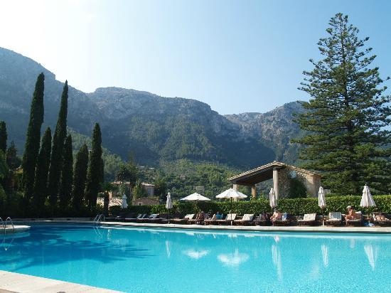 Belmond La Residencia: The chilly pool