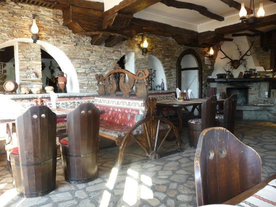 Hotel Gurko : The restaurant