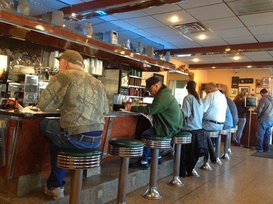 Ed Out Waitress Review Of Gap Diner Incorporated Wind Pa Tripadvisor