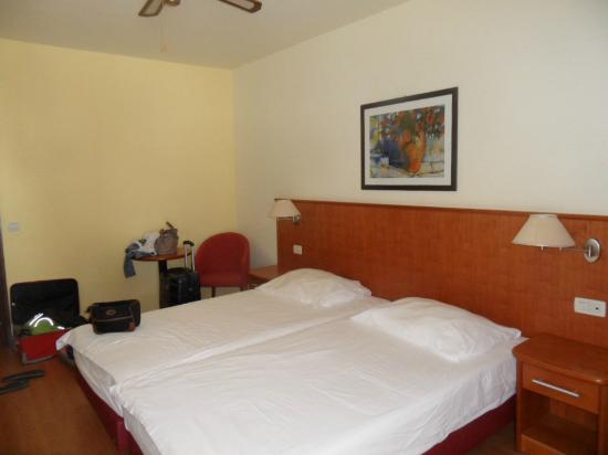 Hotel Zora: chambre