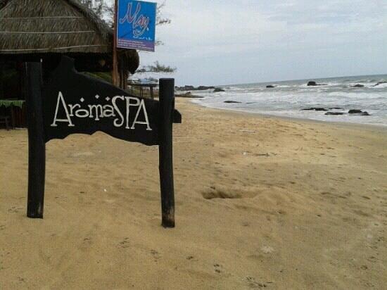 Đảo Phú Quốc, Việt Nam: Aroma Spa