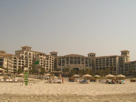 The St. Regis Saadiyat Island Resort: hotel