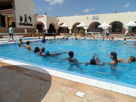 Club Oasis Marine : aquagym avec momo