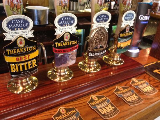 Fylingdales Inn: Real Ales