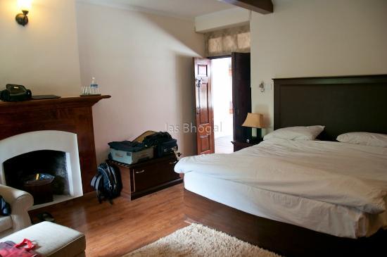 Baikunth Manali : Room