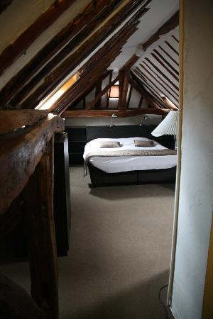 Gedinne, Bélgica: Our wonderful room