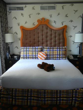 Kimpton Hotel Monaco Portland: Comfortable King Size