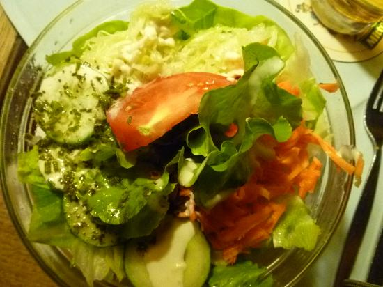 Postkeller: Out of this world German salad