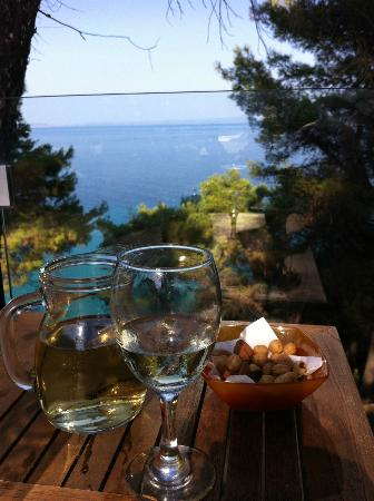Nostos Hotel: Views from the hotel