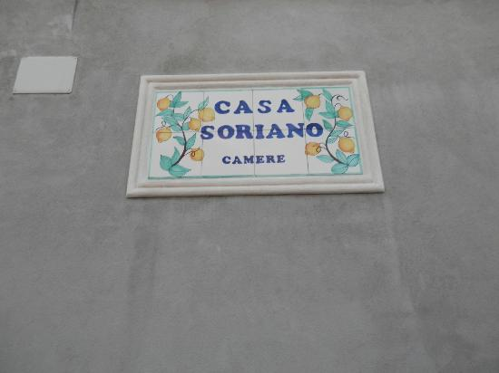 Casa Soriano: here it is...