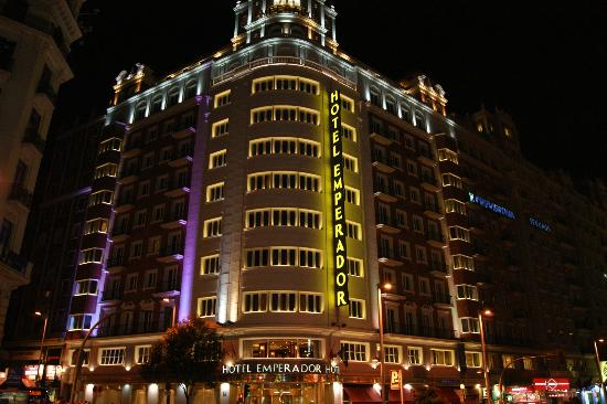 Best Hotel In Madrid For Location