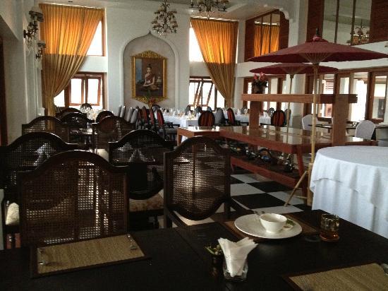 Le Palais Juliana: Dinning