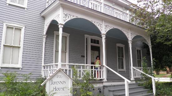 johnson house picture of chestnut square historic village rh tripadvisor com