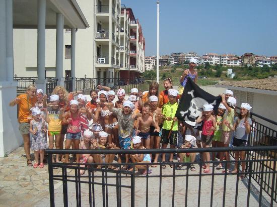 Serenity Bay: Klub dla dzieci