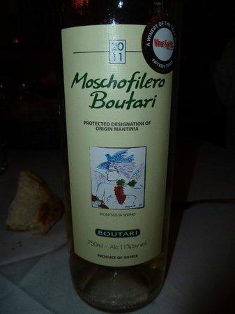 Limani: Very nice Greek wine!