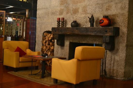 Pousada do Geres - Canicada Charming Hotel: Lounge area
