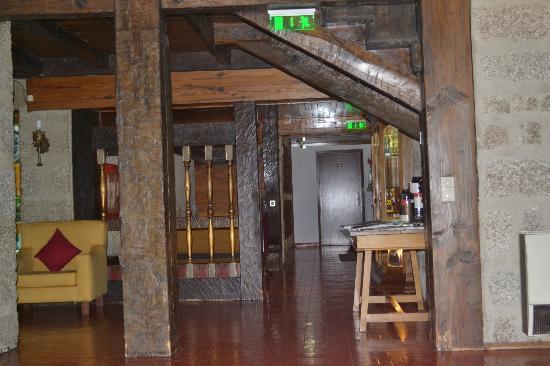 Pousada do Geres - Canicada Charming Hotel: Dinning area
