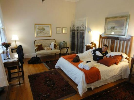 Braeside Guest House: The room