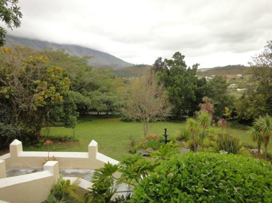 Braeside Guest House: Cloudy start