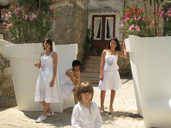 Favara, Italia: Sette Cortili.