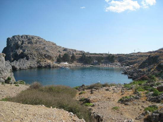 Casa Lindos: St Paul's Bay (5 mins walk)