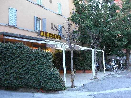 Hotel Giardinetto: main entrance