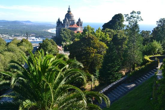 Pousada De Viana Do Castelo Charming Hotel : Looking South