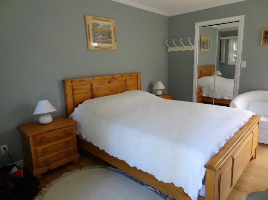Mountain Bed & Breakfast: Chambre