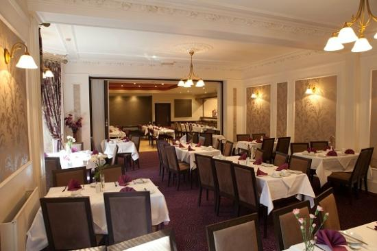 The Station Hotel: Dining Room and function area