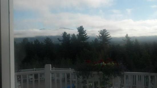 White Mountain Hotel and Resort: rooms had awesome panoramic views!