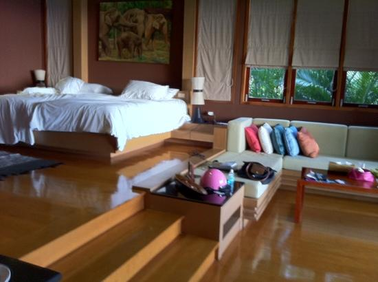 Ayara Kamala Resort & Spa : spacious