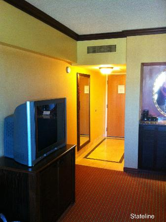 Harrah's Lake Tahoe: Entrance