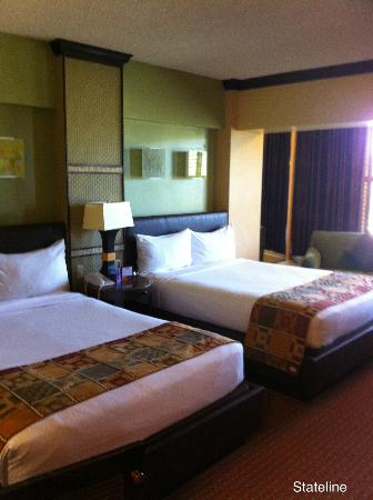 Harrah's Lake Tahoe: Room