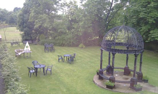 Best Western Ribble Valley Langho Mytton Fold Hotel & Golf: View from the bedroom, great outdoor space
