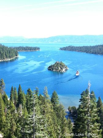 Harrah's Lake Tahoe: Emerald Bay