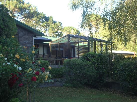 Mokoia Downs Estate B&B: Great gathering room