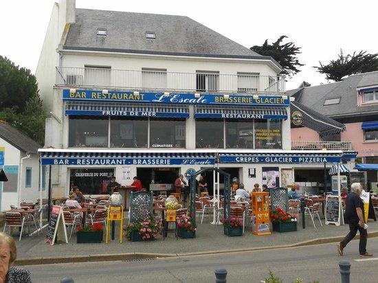 L 39 escale arzon 20 rue du general de gaulle restaurant avis num ro de t l phone photos - Port du crouesty restaurant ...