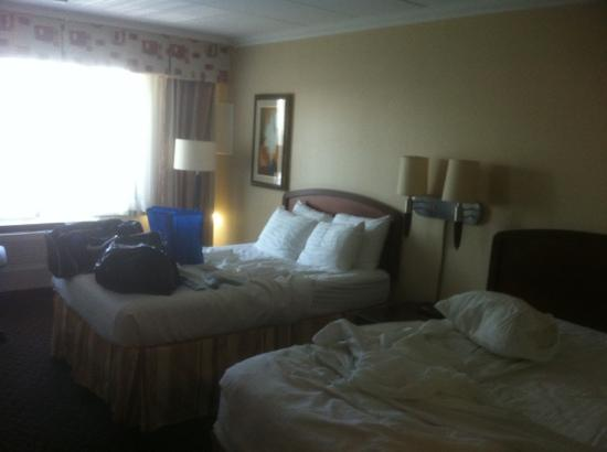 Sunbridge Hotel & Conference Centre Downtown Windsor: Our Room